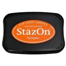 StazOn Pumpkin 92-0