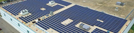 Antunes Installs Solar Panels at Carol Stream Headquarters