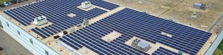 Antunes Installs Solar Panels at Carol Stream Headquarters