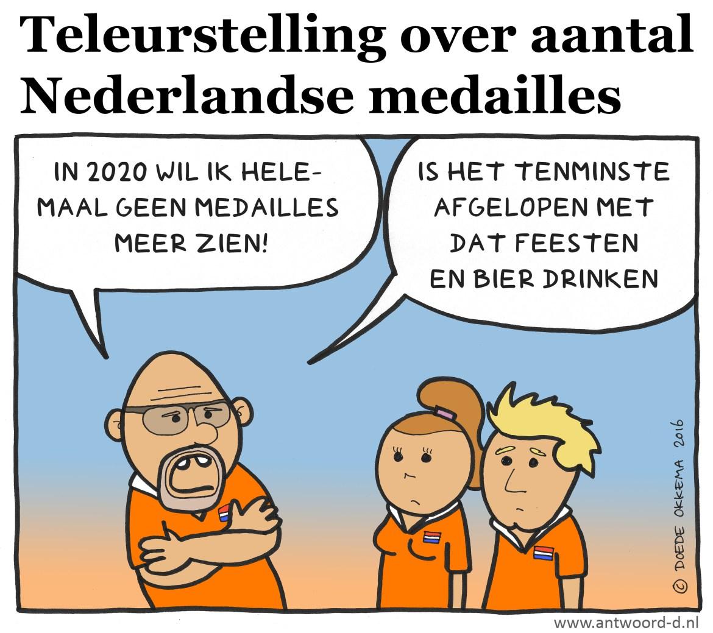 89-KL-NL-Teleurgesteld-over-aantal-medailles