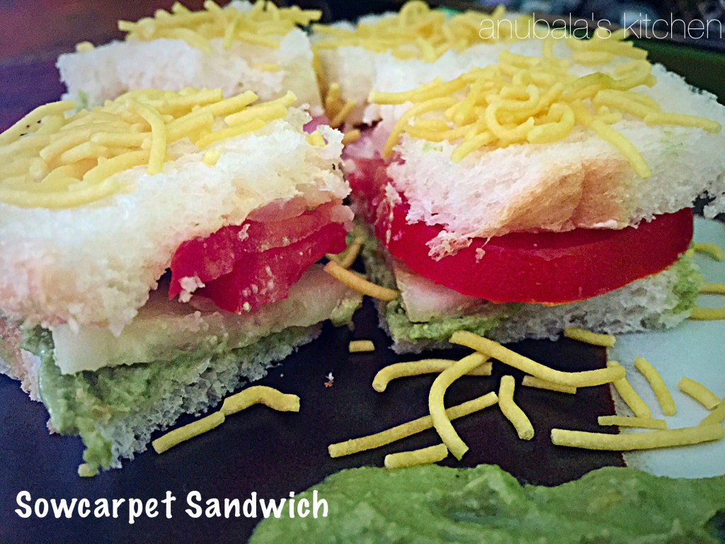 Sowcarpet Sandwich