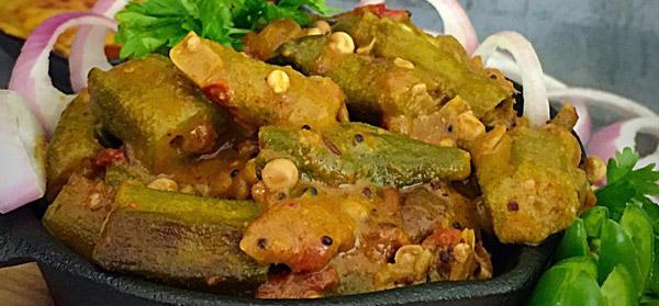 Bhindi Stew