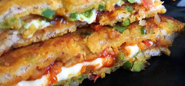 Protein Rich Sandwich