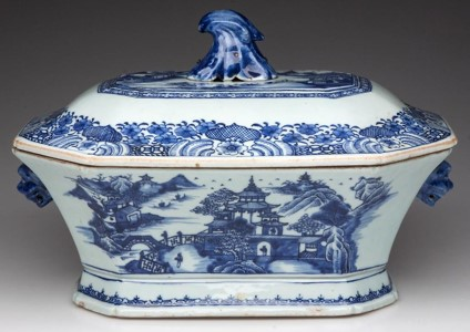 Appraisal and Sale of Chinese Export Porcelain