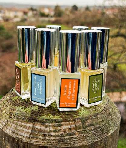 flacons 3ml Eau de parfum