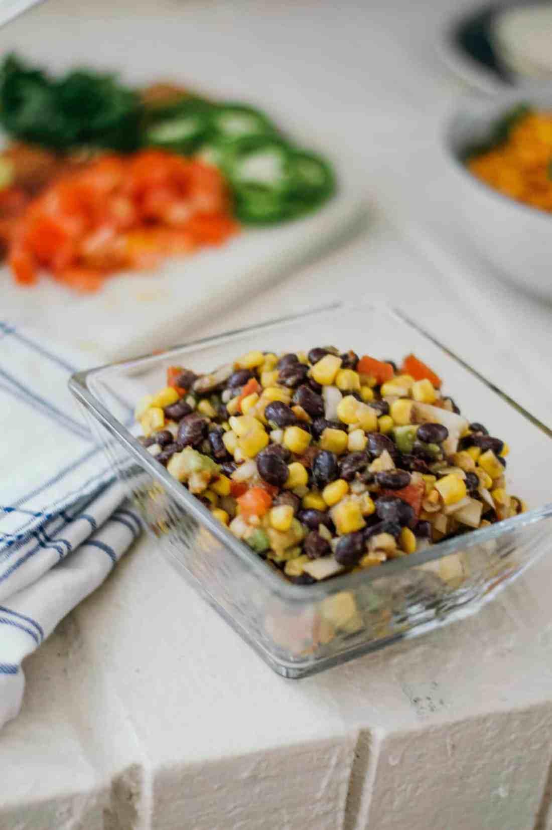 Easy Cowboy Caviar Recipe