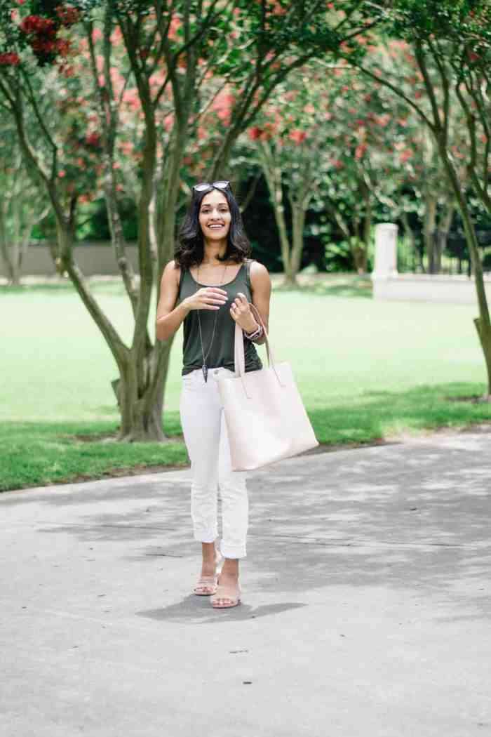 The Best Tote Bag Ever and a Casual OOTD