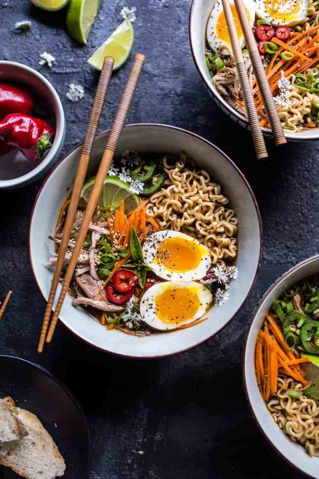 ramen recipes