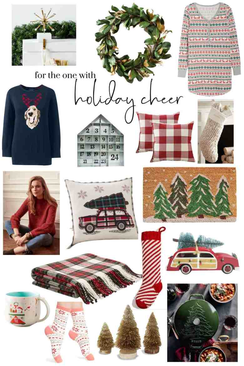 Gifts for the One with Holiday Cheer