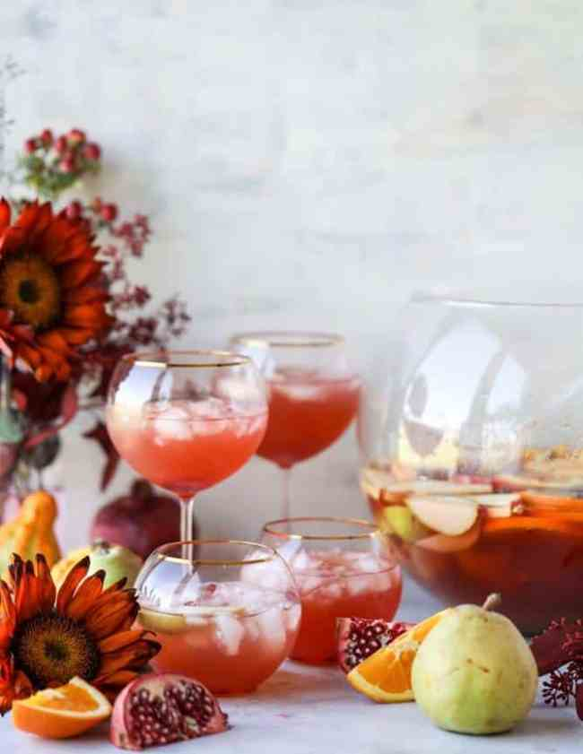 thanksgiving punch recipes 1