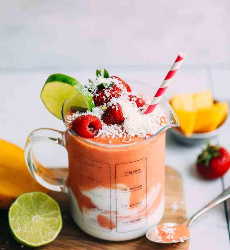 Spring Smoothie Recipes