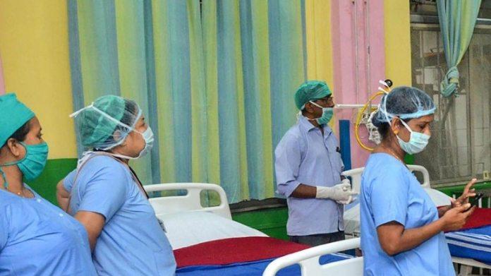 असम में 52 वर्षीय व्यक्ति कोरोनोवायरस परीक्षण करता है, जो राज्य का पहला पुष्ट मामला है