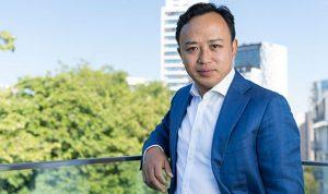 अब्राहम लियू, यूरोपीय संघ के संस्थानों के Huawei के प्रमुख प्रतिनिधि हैं