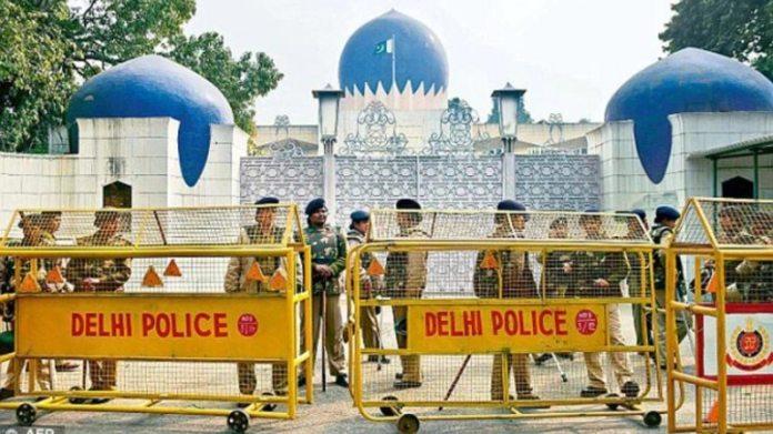 पाकिस्तान उच्चायोग की फाइल फोटो