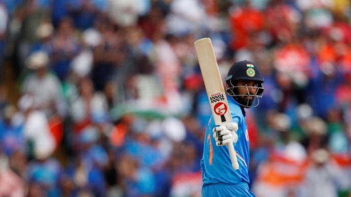 भारत के विकेटकीपर-बल्लेबाज केएल राहुल (रॉयटर्स फोटो)