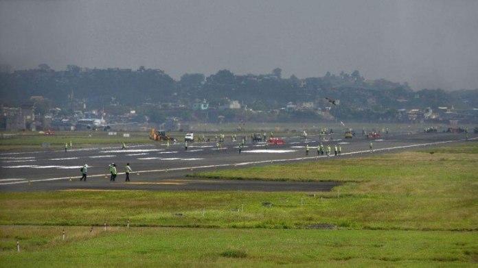 मुंबई इंटरनेशनल एयरपोर्ट की फाइल फोटो