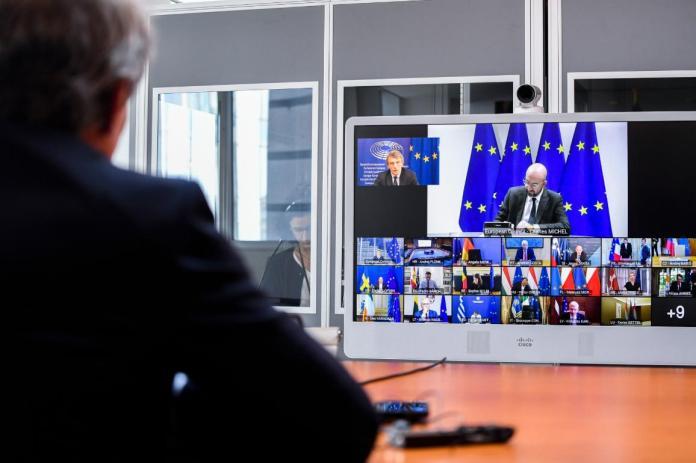 यूरोपीय संसद के अध्यक्ष सासोली को EUCO: नेक्स्ट जनरेशन ईयू वार्ता के लिए आवश्यक आधार है