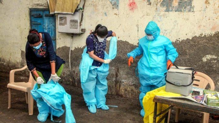 भारत में कोरोनावायरस के मामले