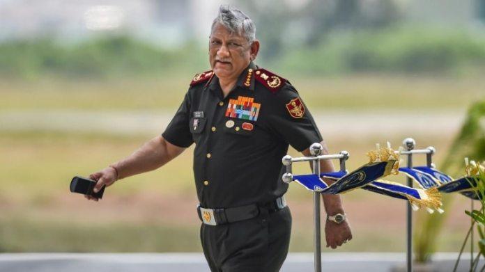 सीडीएस जनरल बिपिन रावत की फाइल फोटो