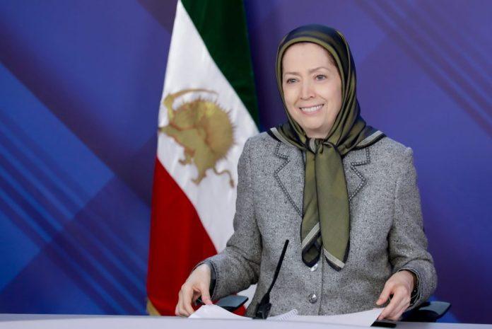 मरियम राजवी, ईरान के राष्ट्रीय प्रतिरोध परिषद (एनसीआरआई) के अध्यक्ष-चुनाव