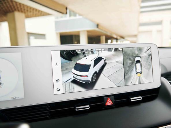 Hyundai Ioniq 5, सड़क पर और चार्जिंग में तेज़ इलेक्ट्रिक।  सबूत
