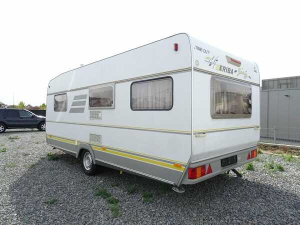 hymer parc rulote second hand