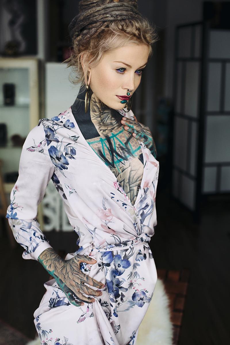 Model Anuskatzz