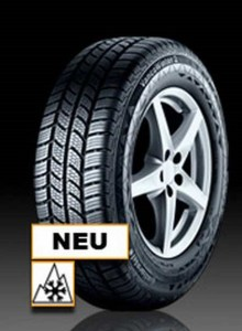 Anvelopa IARNA CONTINENTAL 205/65R16C 107/105T (103T) TL VANCOWINTER 2