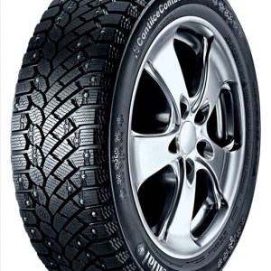 Anvelopa IARNA CONTINENTAL 195/65R15 91T ICE CONTACT SPIKED XL