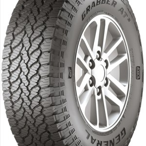 Anvelopa VARA GENERAL 205/70R15 96T FR GRABBER AT3