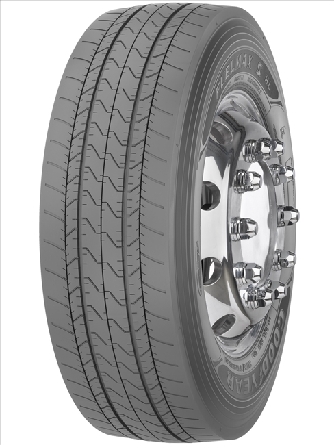 Anvelopa Vara Goodyear 315/60R22.5 Fuelmax S Hl 154/148L M+S 3156022.5