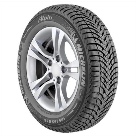 Anvelopa IARNA MICHELIN 185/60 R14 82T ALPIN A4 GRNX