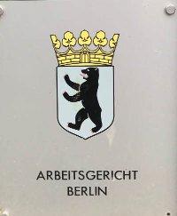Rechtsanwalt Kündigungsschutzklage Vor Dem Arbeitsgericht Berlin