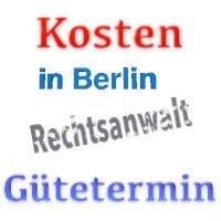 Kosten Arbeitsgericht Berlin Gütetermin