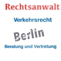 Anwalt in Berlin Marzahn - Vertretung im Verkehrsrecht