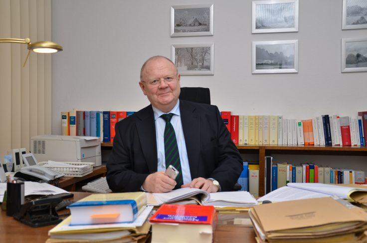 Rechtsanwalt und Notar Ferdinand Wehage