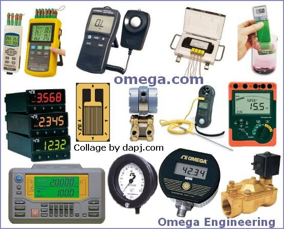 Omega Engineering - Industrial System Materials