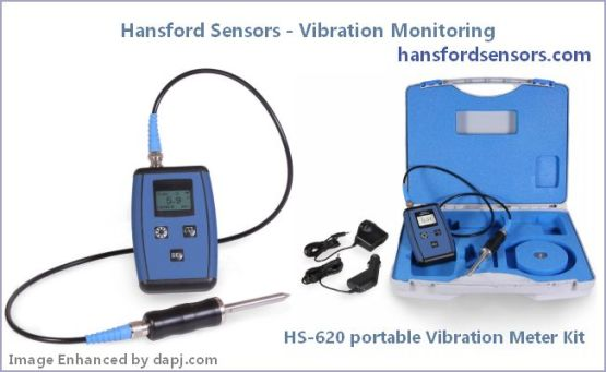 HS-620 Compact and Portable Meter