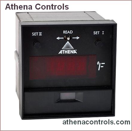Athena Controls - Process Control
