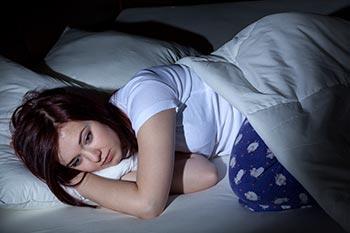Anxiety sleep issues