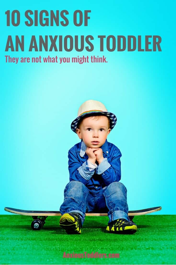 Early warning signs of anxiety can be seen in toddlers - if you know what to look for. A child therapist who specializes in infant and toddler mental health with give you 10 signs to look for in your child.