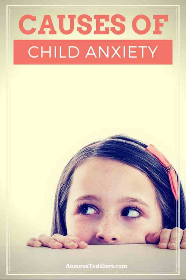 in my child therapy practice parents often ask, What causes child anxiety? Here is how I answer that.