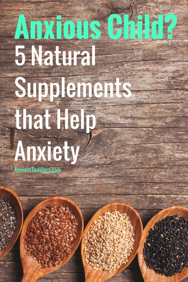 There are many natural supplements that can help reduce anxiety in  children. A holistic mental
