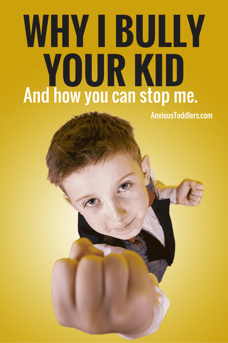 Learn how to protect your kids from bullies. Advice from bullies themselves.