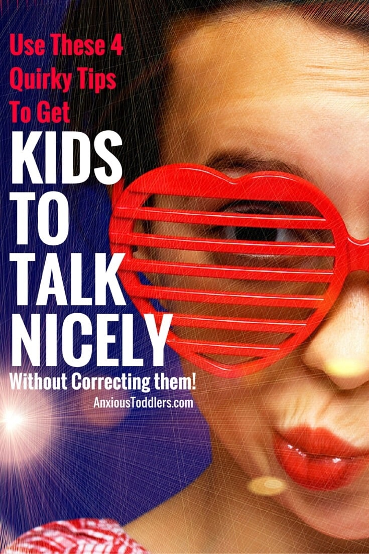 Tired of your kids shouting out demands with no please or thank you? Try these 4 quirky ways to turn that behavior around without ever having to correct them!