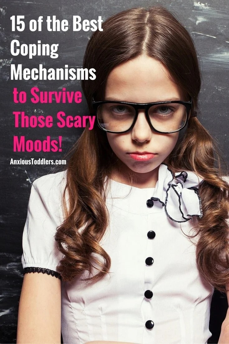 Need a great resource for kid coping mechanisms? This is it!