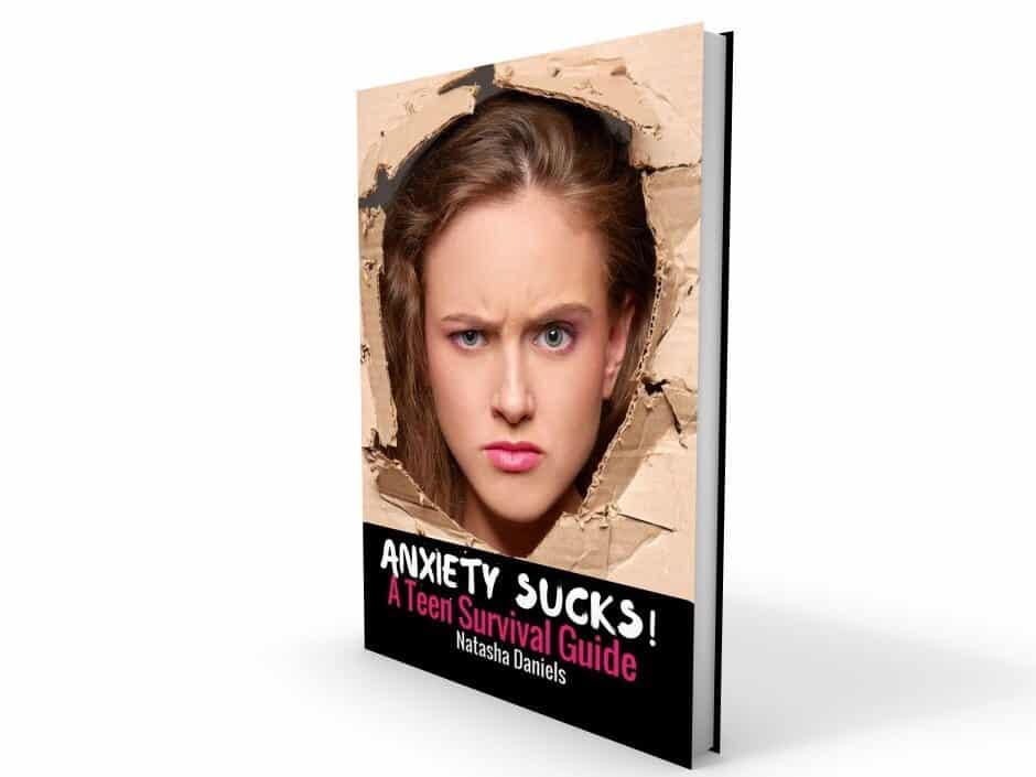 Finally a teen anxiety book that teens will want to read!