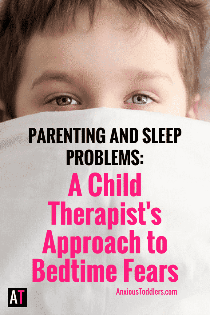 Tired of you and your child not sleeping. Use these approaches to get your child to conquer their sleep fears.