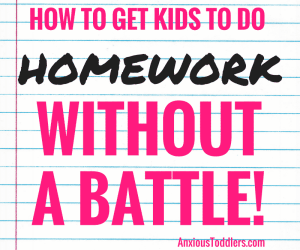 Ask the Child Therapist Episode 22: How to Get Kids to Do Homework without a Battle!
