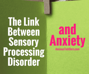 PSP 015: The Link Between Sensory Processing and Child Anxiety
